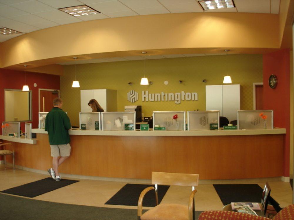 Huntington Bank   Orion Construction